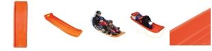 "EMSCO Group EMSCO Sports Products 66"" Family Fun Toboggan - Four Rider Snow Sled"