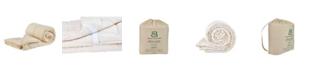 "Sleep & Beyond Mymerino, Organic Merino Wool Mattress Topper, Cal King, 1.5"" Thick"