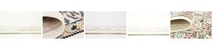 Bridgeport Home Zara Zar7 Ivory Area Rug Collection