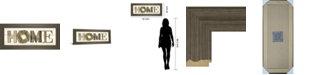 "Classy Art Home by Lori Deiter Framed Print Wall Art, 18"" x 42"""