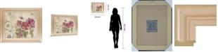 "Classy Art Mon Jardin I by Tava Studios Framed Print Wall Art, 22"" x 26"""
