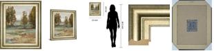"Classy Art Prairie Grove I by Paul Duncan Framed Print Wall Art, 22"" x 26"""