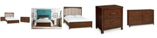 Furniture Ashford Bedroom Furniture, 3-Pc. Set (Queen Bed, Nightstand & Dresser)