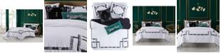 Juicy Couture Lattice 3-Piece Queen Comforter Set
