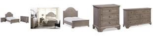 Furniture Layna Bedroom Furniture, 3-Pc. Set (King Bed, Nightstand & Dresser)