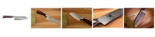 "Hayabusa Cutlery 5"" Santoku Knife"