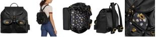 COACH Nylon Cargo Backpack