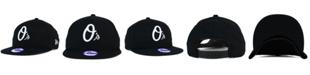 New Era Kids' Baltimore Orioles B-Dub 9FIFTY Snapback Cap