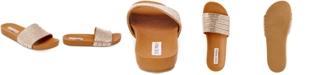 Steve Madden Women's Dazzle Embellished Sandals
