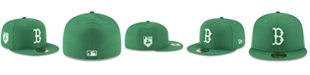 New Era Boston Red Sox St. Patty's Day Pro Light 59Fifty Fitted Cap