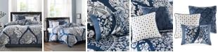 Madison Park Vienna Cotton 7-Pc. Queen Comforter Set