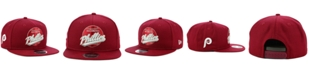 New Era Philadelphia Phillies Vintage 9FIFTY Snapback Cap
