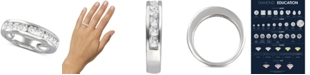 Macy's Star Signature Diamond Band (1-1/5 ct. t.w.) in 14k White Gold