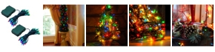 JH Specialties Inc/Lumabase LumaBase Set of 2 Battery Operated LED Mini String Lights
