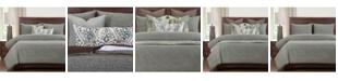 PoloGear Belmont Pistachio 5 Piece Twin Luxury Duvet Set