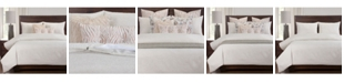 PoloGear Belmont Porcelain 6 Piece Queen Luxury Duvet Set