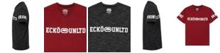 Ecko Unltd Men's Hot Shot Short Sleeve Vneck