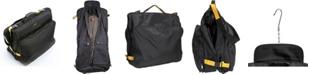 A. Saks Deluxe Expandable Garment Bag