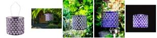 Allsop Home & Garden Soji Stella Drum Solar Lantern