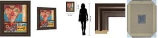 "Classy Art Love by Mollie B Framed Print Wall Art, 22"" x 26"""