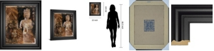 "Classy Art Inner Chi III by Douglas Framed Print Wall Art, 22"" x 26"""