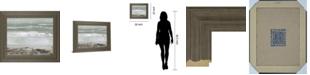 "Classy Art Gray Dawn by Caroline Gold Framed Print Wall Art, 22"" x 26"""