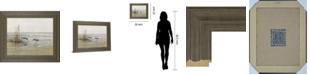 "Classy Art Early Risers I by Sally Swatland Framed Print Wall Art, 22"" x 26"""