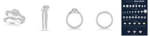 Macy's Diamond Twist Bridal Set (1 ct. t.w.) in 14k White, Yellow or Rose Gold