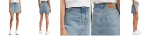 Levi's Women's Cotton Denim Mini Skirt