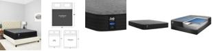 "Sealy Premium Posturepedic Beech St 11.5"" Firm Mattress Set- King"