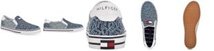 Tommy Hilfiger Women's Oaklyn Twin Gore Slip - On Sneakers