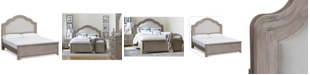 Furniture Elina King Bed, Created for Macy's