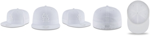 New Era St. Louis Cardinals White Out 59FIFTY FITTED Cap