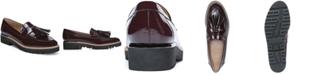 Franco Sarto Carolynn Lugged Bottom Loafers
