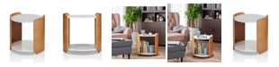 Furniture of America Cello Modern End Table