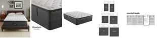 "Beautyrest BRS900-C-TSS 16.5"" Plush Pillow Top Mattress Collection, Created for Macy's"