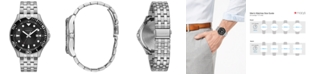 Caravelle Men's Sport Stainless Steel Bracelet Watch 42mm