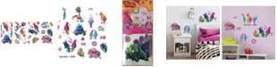 York Wallcoverings Trolls Movie Peel and Stick Wall Decals