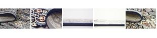 Bridgeport Home Zara Zar4 Navy Blue Area Rug Collection