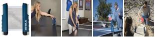 JOOLA Retractable Portable Table Tennis Net Adjustable Length