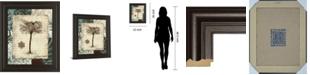 "Classy Art Secret Fern IV by Michael Marcon Framed Print Wall Art, 22"" x 26"""