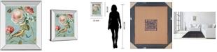 "Classy Art Spring Romance II by Lisa Audit Mirror Framed Print Wall Art, 22"" x 26"""