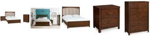 Furniture Ashford Bedroom Furniture, 3-Pc. Set (Full Bed, Nightstand & Chest)