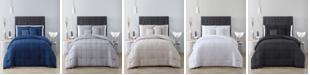 Geneva Home Fashion Nelli 5-Piece King Bedding Set