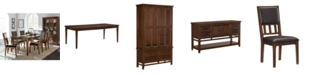 Homelegance Caruth Dining Room Collection