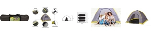 GigaTent 2 Windows 2-3 Person Dome Style Tent
