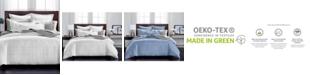 Charter Club Windowpane Duvet Sets, 550-Thread Count Supima Cotton Created for Macy's