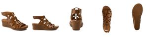 Baretraps Tiney Gladiator Wedge Sandals