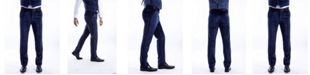 Bryan Michaels Men's Velvet Tuxedo Dress Pants