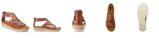 Baretraps Bessica Posture Plus+ Gladiator Wedge Sandals